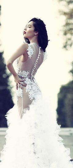 زفاف - أبيض