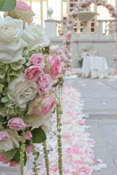 Pink Wedding Hochzeit Farbpalette Rosa 1925141 Weddbook