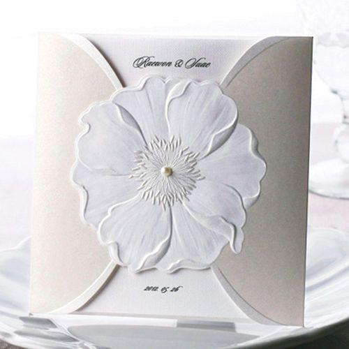 Hochzeit - Hochzeits-Einladung