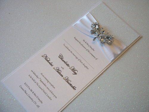 einladung - hochzeit einladung ideen #1925876 - weddbook, Einladung