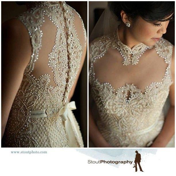 Veluz Reyes Mailen Custom Made Wedding Gown