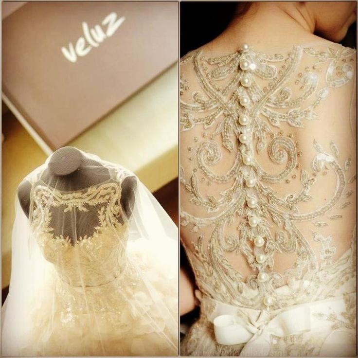 Свадьба - Довольно платья