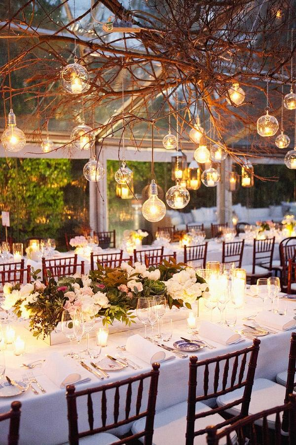 Decor dream wedding 1976823 weddbook - Decoration table mariage nature ...
