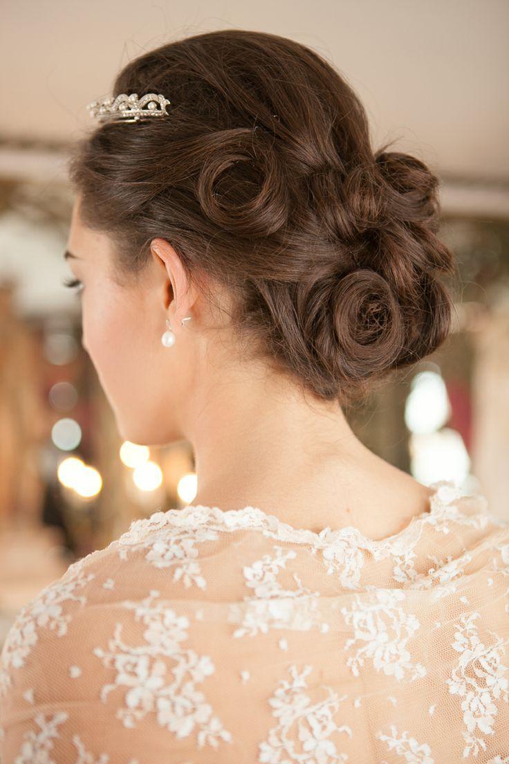 Wedding - Wedding Hairstyles & Hair Accessories