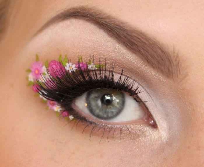 Свадьба - Художественный макияж
