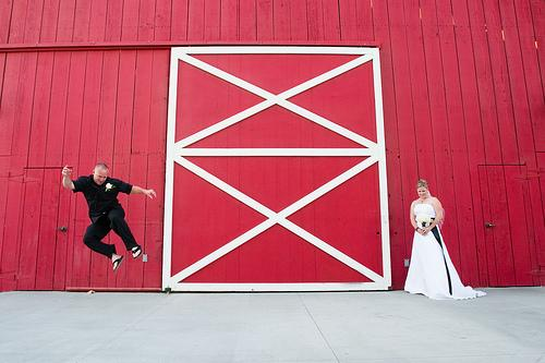 Wedding - Jump If You're In Love