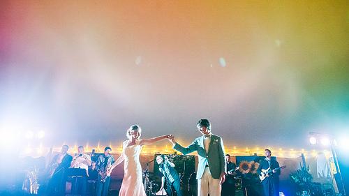 Boda - No es una mala primera danza