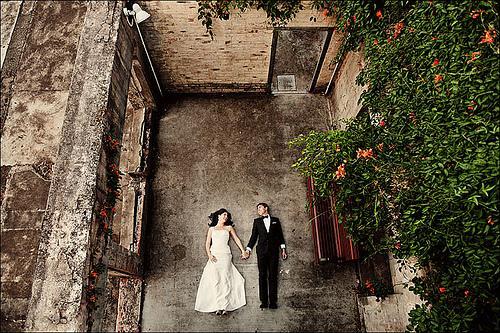 Свадьба - Бункер