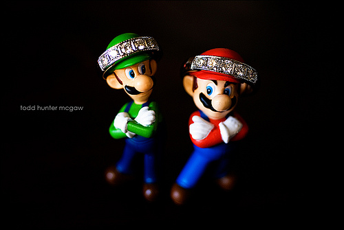 Свадьба - Марио и Луиджи