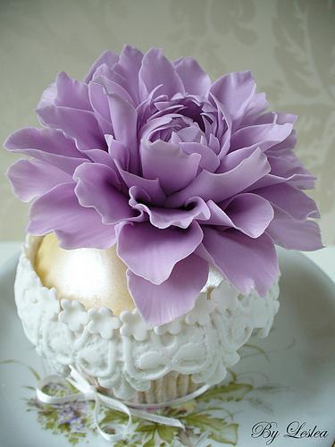 Wedding - Dahila Cupcake