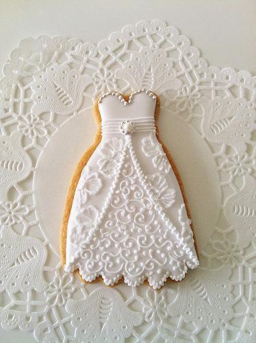 Hochzeit - Hochzeit Cookies