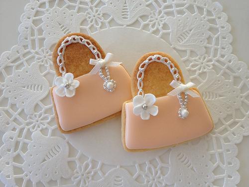 Свадьба - Сумка Печенье