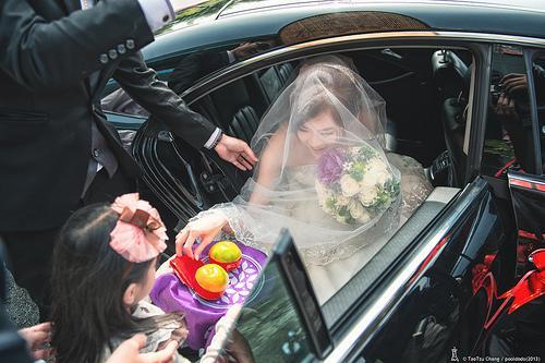 Wedding - [Wedding] Tangerine