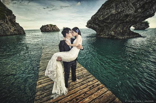 Wedding - [Wedding] In The Ocean