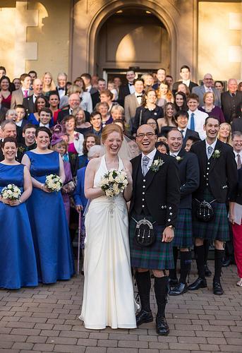 Hochzeit - The Happy Happy Couple