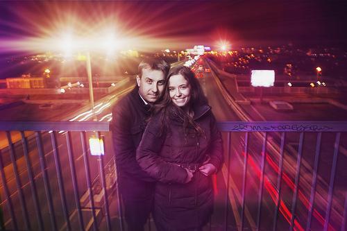 Hochzeit - City Lights