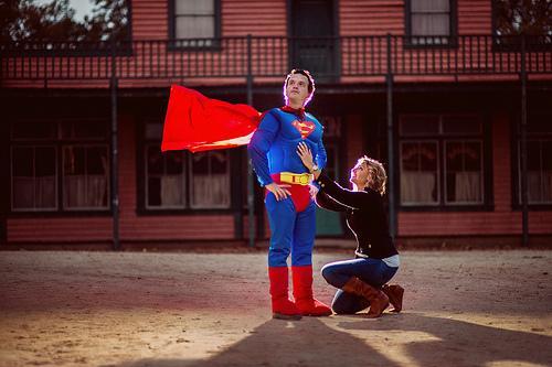 Wedding - Every Woman Needs A Hero