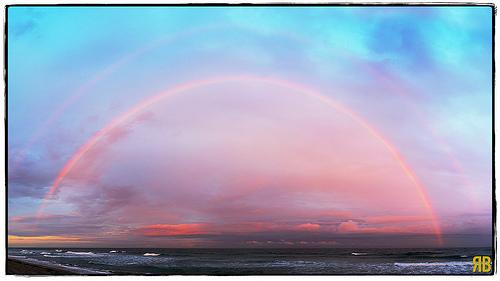 Свадьба - Double Rainbow, All The Way