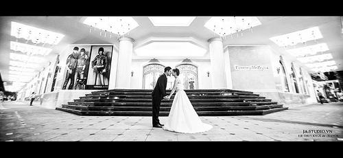 Wedding - Ảnh Cưới Đẹp Hà Nội ( Ja Studio - 11E Thụy Khuê )