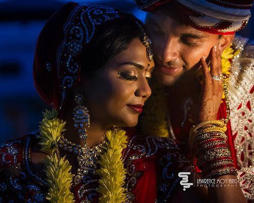 Wedding - Dale & Nehrisa Dalip Hindu Wedding