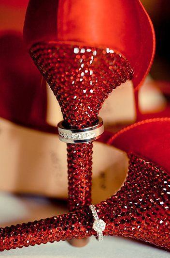 Wedding - Red Hot!