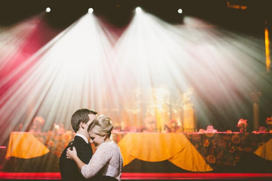 Wedding - Varsity Theater Wedding