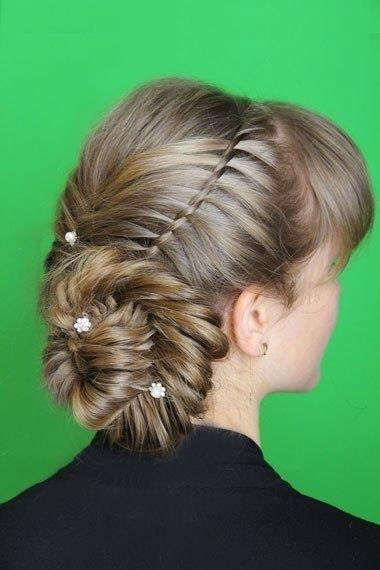 Свадьба - О Стили для волос вы можете носить!