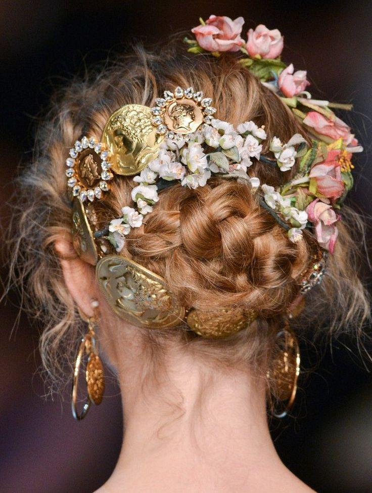 Свадьба - / / Красота / волос