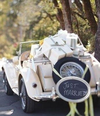 Свадьба - Wedding Car
