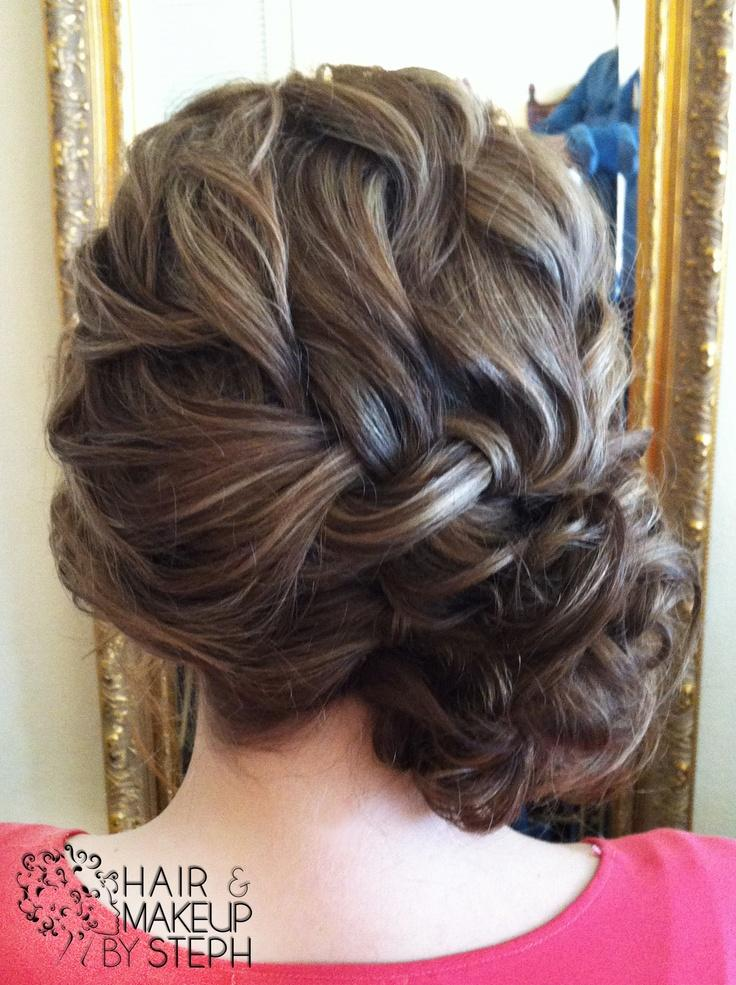 Braided Hair Model - Braided Updo. #2026538 - Weddbook