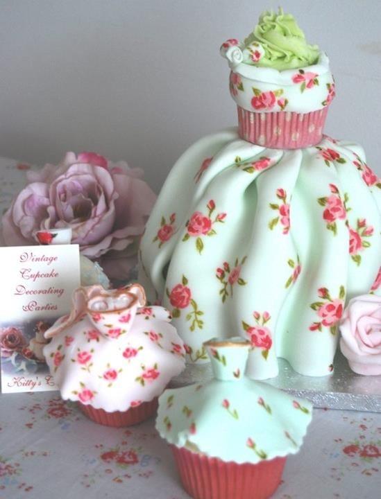 زفاف - Dress Cake