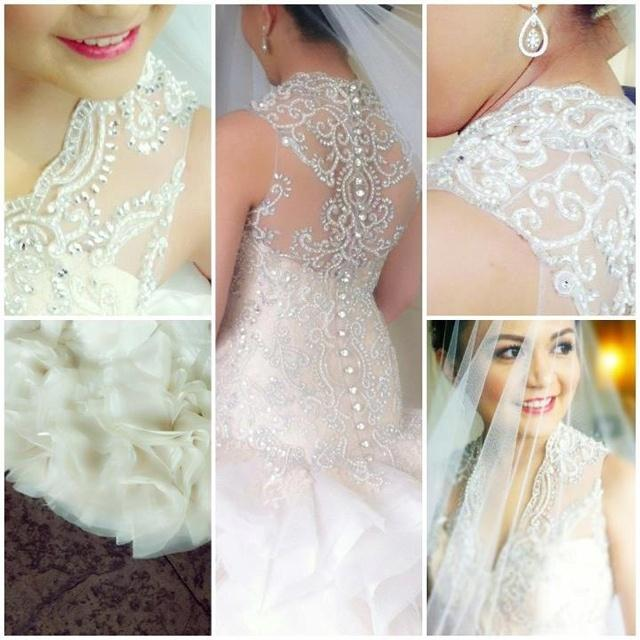 Dress - Wedding Gown By Veluz #2026867 - Weddbook