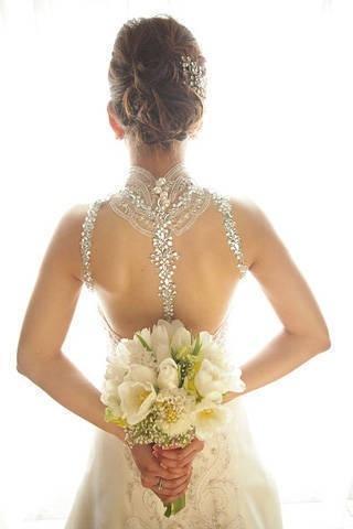 Wedding - Open Back