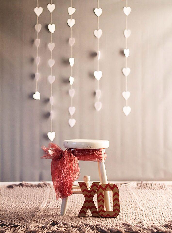 Düğün - Valentines Backdrop