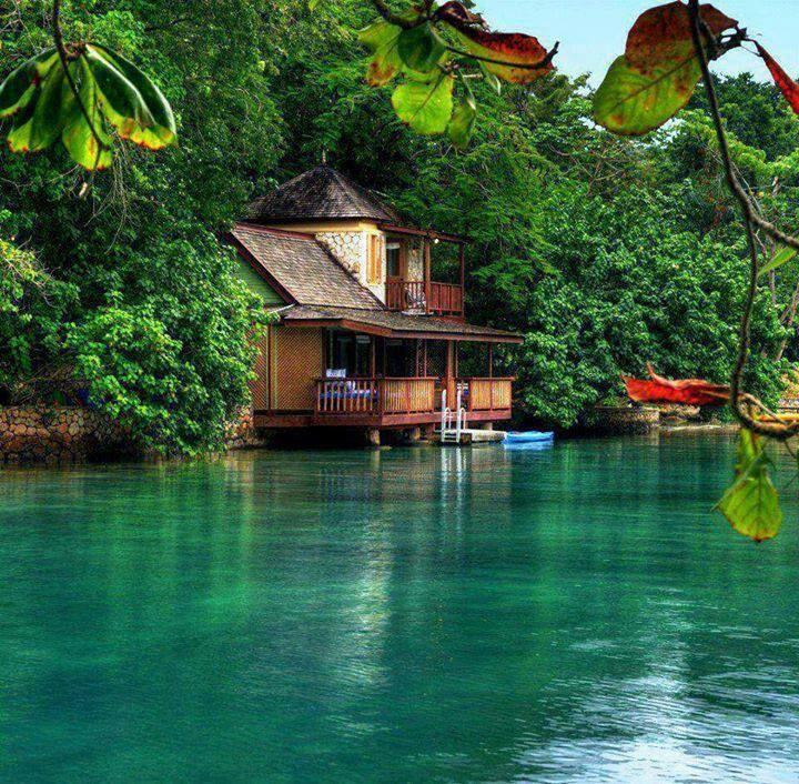 Свадьба - Golden Eye Jamaica...#BohoBeach