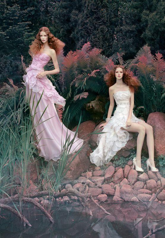 Wedding - Walkingthruafog: Fantasy Brides