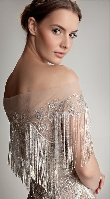 Mariage - Sensual  Wedding Gown by Hamda Al Fahim