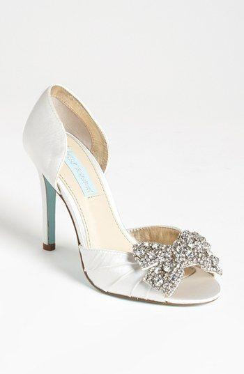 Wedding - Blue By Betsey Johnson 'Gown' Sandal