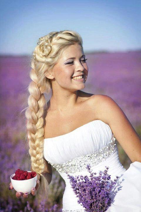 Hochzeit - Gorgeous Weddibg Braid