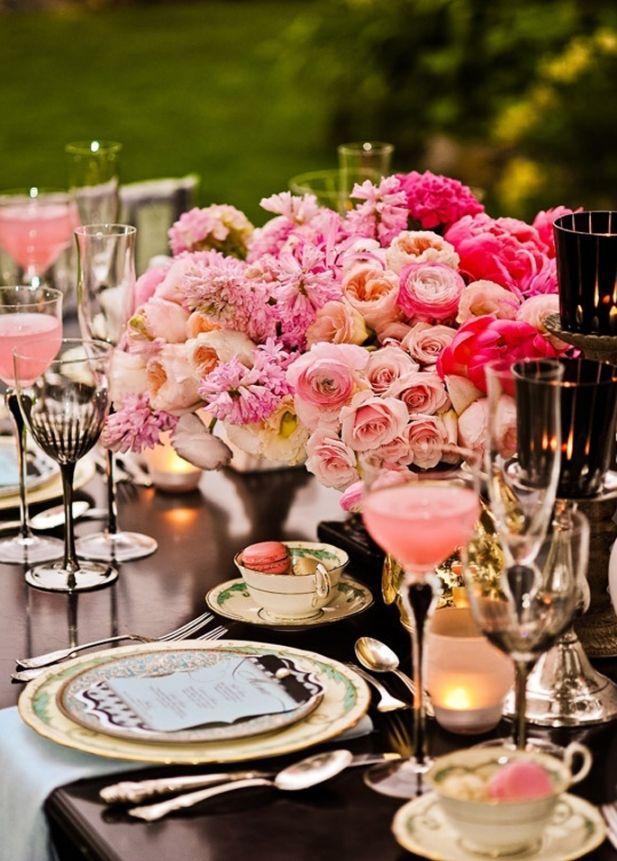 Свадьба - 15 Великолепные Места Настройки