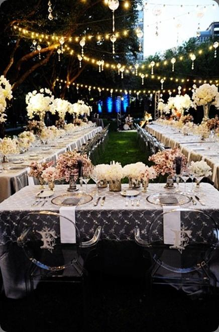 A Sober And An Exquisite Wedding Dining Hall Image 2039757 Weddbook