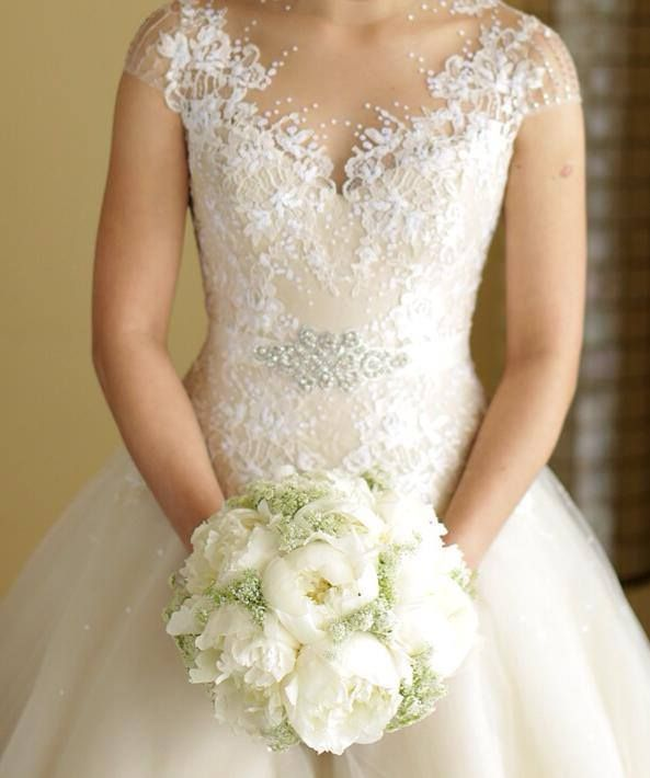 Awesome Pinterest Wedding Gowns Ornament - Top Wedding Gowns ...