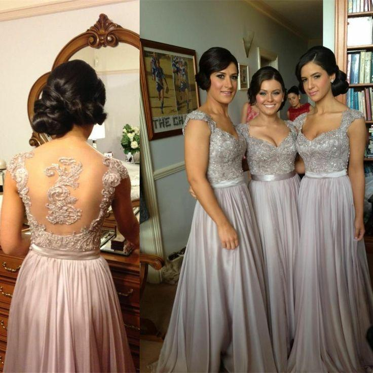Bridesmaid Party Dresses - Boutique Prom Dresses