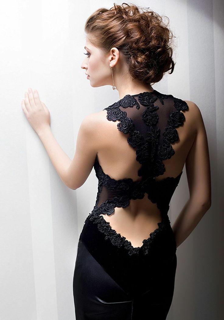 Hochzeit - Sexy Meerjungfrau-Abschlussball-Kleider Neue Ganzkörperansicht Benutzerdefinierte formales langes Lace Abendkleider