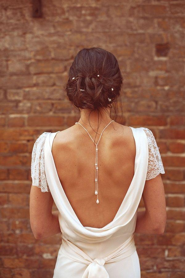 The best bridal style of 2013 wedding dresses with unique for Wedding dresses with interesting backs