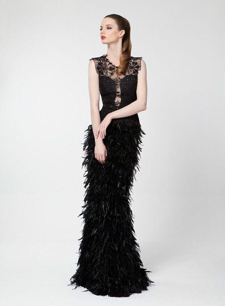 Длинные сексуальные платья