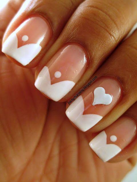 Wedding Nail Designs Pretty Nail Art 2060787 Weddbook