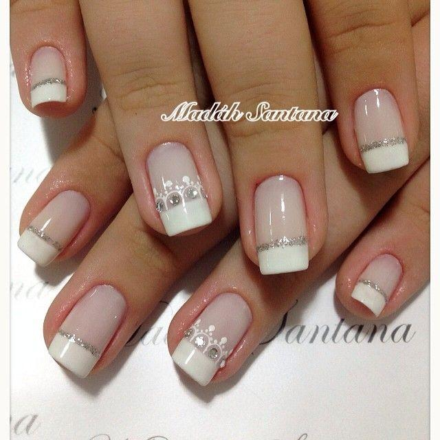 Wedding Nail Designs - Instagram Photo By Madahsantana #2060795 ...