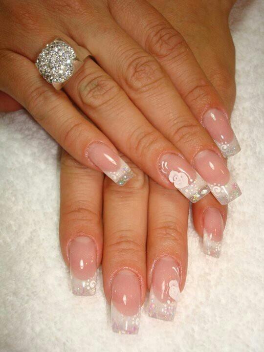 Свадьба - Свадебные ногти