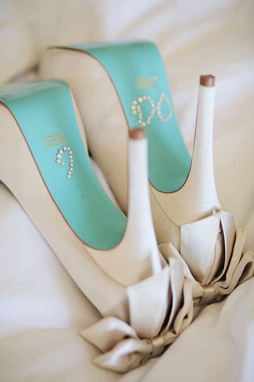 Свадьба - Что-то голубое
